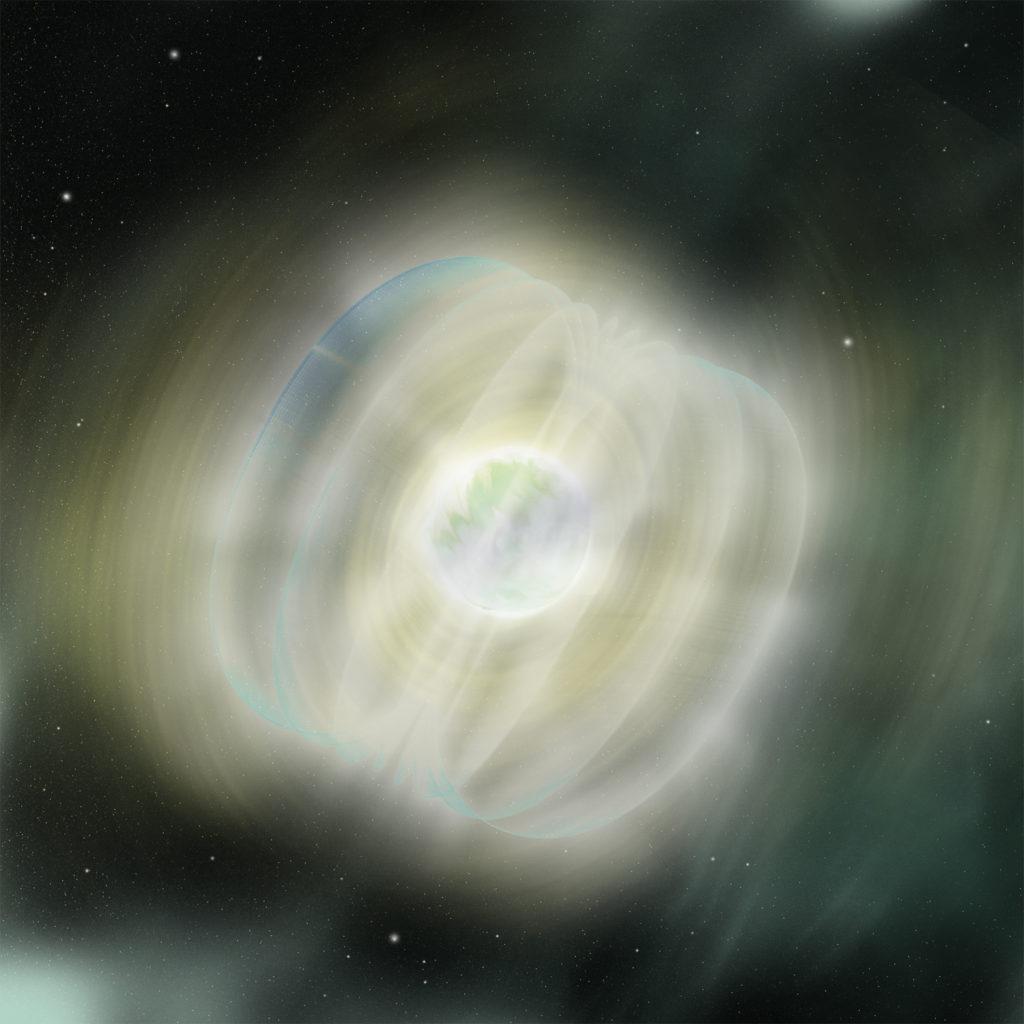 Dense Magnetar