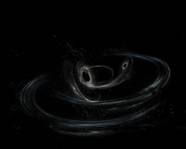GW170104 Spiral Orbit