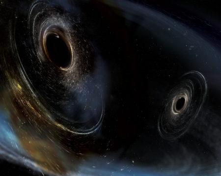 Converging Black Holes